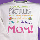 Anybody Can Be A Mother Personalized Sweatshirt