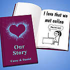 Personalized Love Story Book