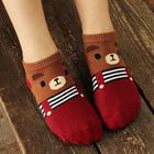 Backwoods Bear Socks