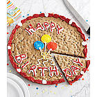 Giant Mrs. Fields Happy Birthday Cookie Cake