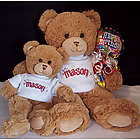 "16"" Custom Happy Birthday Teddy Bear"