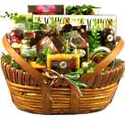 Midwestern Sausage and Cheese Gift Basket