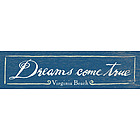 Personalized Dreams Come True Plaque
