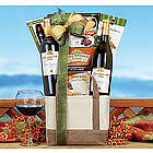 Crossridge Peak Mother's Day Wine Duet Gift Basket