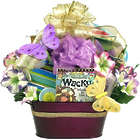 Wonderfully Wacky Woman Book Gift Basket
