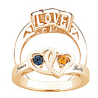 Couples Love Ring