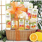 Mango & Mandarin Spa Basket