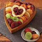 Valentine Dried Fruit Heart Gift Tray
