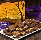 24 Magic Morsels Brownies in Fall Gift Box