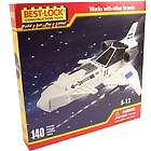 Hawk Space Cruiser Building Set