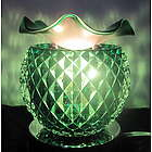 Glass Globe Scented Oil Warmer