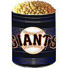 San Francisco Giants 3-Way Popcorn Gift Tin