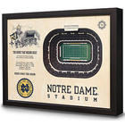 College Football Stadium Art