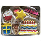 Birthday Sugar Cookies in Gift Tin