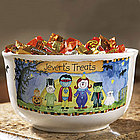 Personalized Halloween Character Bowl