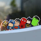 Superhero Mashup Car Sticker