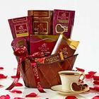 Godiva Valentine Chocolates Gift Basket