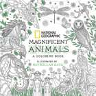 Magnificent Animals Coloring Book