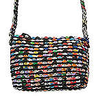 Chic Colors Soda Pop-top Cosmetics Shoulder Bag