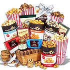 Gourmet Movie Delights Gift Basket