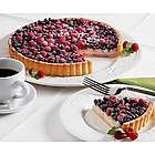 Blueberry and Raspberry Tart
