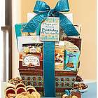 Majestic Grandeur Happy Birthday Gift Basket