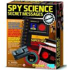 Spy Science Secret Messages Kit