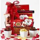 Here's My Heart Valentine Sweets Basket