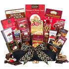 Deluxe Christmas Chocolates Gift Basket