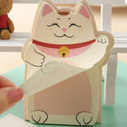 Neko the Luckiest Kitty Sticky Notes