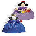 Snow White Topsy Turvy Doll