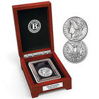 The 1879 Error Morgan Silver Dollar Coin with Display Box