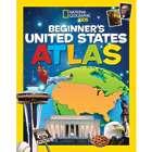 Beginner's United States Atlas Hardcover Book