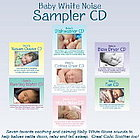 Baby Sleep Sounds Sampler CD