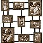 Hanging Photo Collage Metal Wall Decor