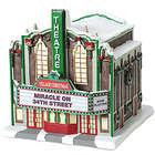 Miracle On 34th Street Village Theater Sculpture