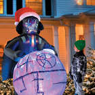 Darth Vader Christmas Inflatable