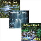 Relaxing Water Sounds: Waterfall, River, Brook CDs