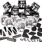 New Year's Black & White Party Pack