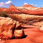 Valley of Fire in the Nevada Desert Off-Road Adventure