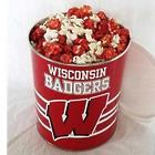 University of Wisconsin Gourmet Popcorn 1 Gallon Gift Tin