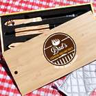 Personalized Essential Grilling Tool Set