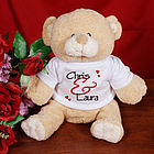 Couples Plush Teddy Bear