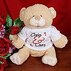 Couples Plush Teddy Bear