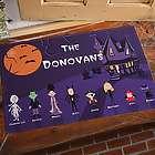 Halloween Character Collection Standard Doormat