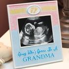 Grandma Sonogram Picture Frame