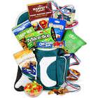 Golf Supplies and Snacks Gift Basket