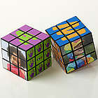Personalized Happy Hands Photo Rubik's Cube