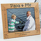Grandparents Wood Photo Frame