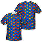 Superman All Over Logo Sublimation T-Shirt